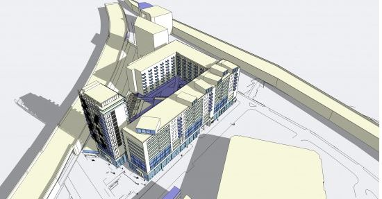 Bouygues wins major residential and retail scheme in Lewisham