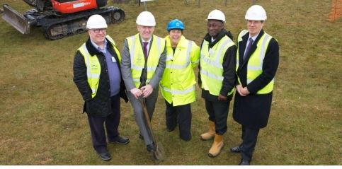 £4.6m housing boost for West Salford