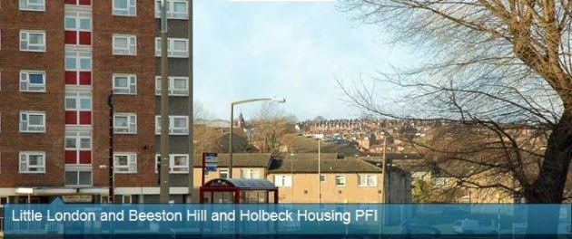 Leeds City Council gets £120m housing regeneration boost