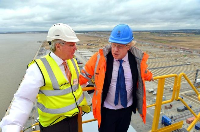 London Mayor visits global trade hub to support jobs and growth