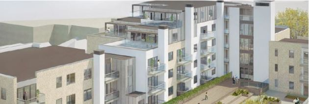 Rydon wins £11.3m housing contract