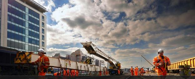 Investment in growing railway delivers £3.2bn boost to businesses across Britain