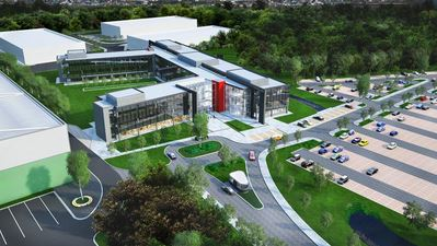 Morgan Sindall gets £19m Matalan HQ development
