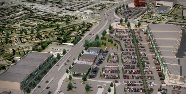New plans for Edge Lane Retail Park