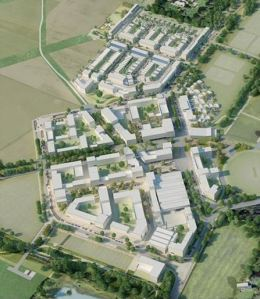 Skanska wins building job on £1bn Cambridge housing site