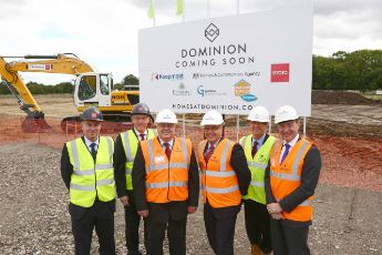 Work starts on £250m Accelerated Land Delivery site