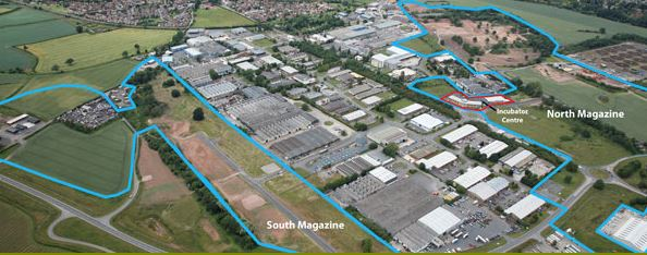 Work starts on multi-million investment in Hereford
