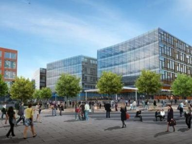 Council gives the go-ahead to second phase of Stockport Exchange