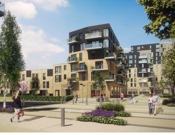 Countryside Properties wins £150m London estate rebuild
