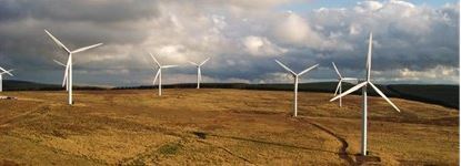 Scotland approves latest boost for wind power capacity