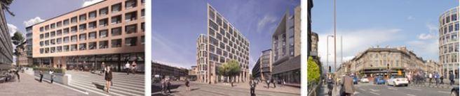 £200m Edinburgh city centre scheme gets underway