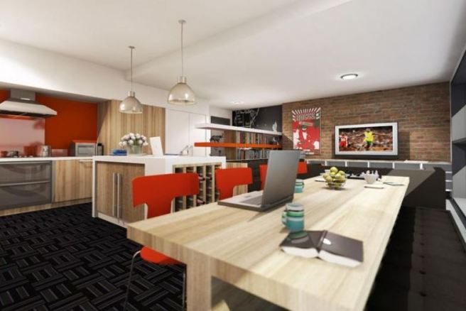 Salford University builds £81m student accommodation campus