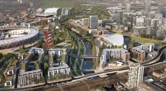 Queen Elizabeth Olympic Park Reaches Out With 10000 New Jobs