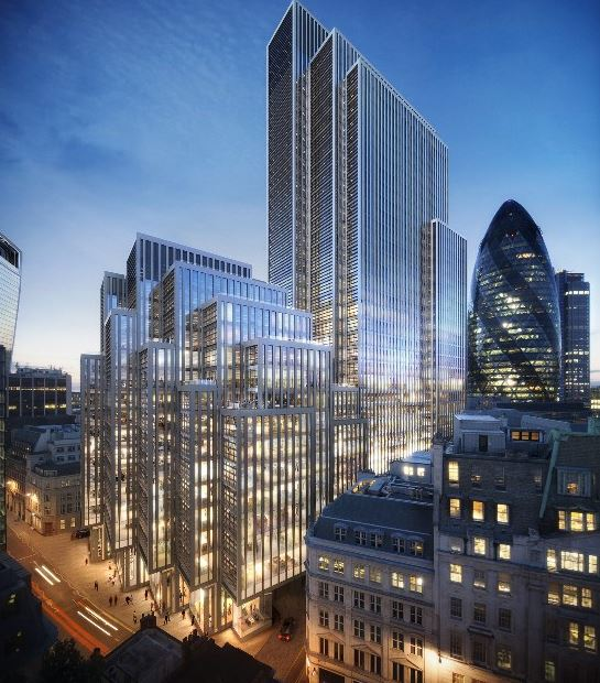 London 'Gotham City' scheme gets approved