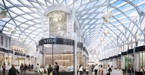 April start for Hammerson's £150m Leeds shopping centre