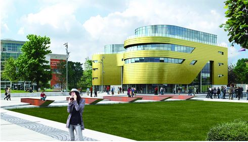 Bam bags £20m Teesside University development