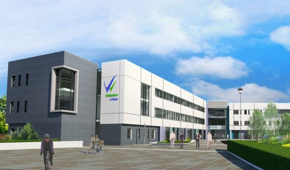 Wiltshire College plan gets the go-ahead