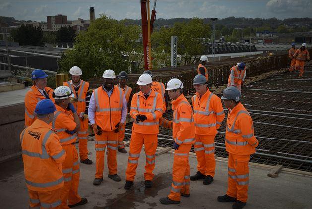 Prime Minister praises UK infrastructure boost