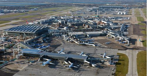 Balfour Beatty gets £180m Heathrow contract