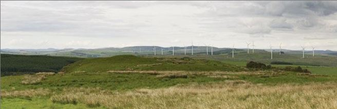 Consent granted for Ewe Hill wind farm
