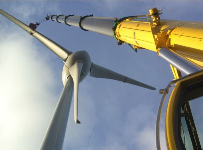Millions for renewable energy projects