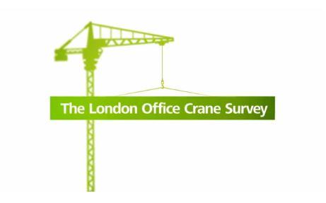 The London Office Crane Survey