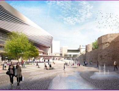 Hammerson's £70m scheme gets the go-ahead