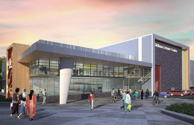 Willmott Dixon given the go-ahead to £15m Oldham sports centre