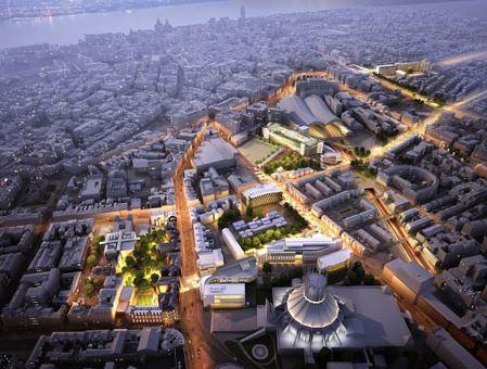 BDP wins £80m Liverpool city centre scheme