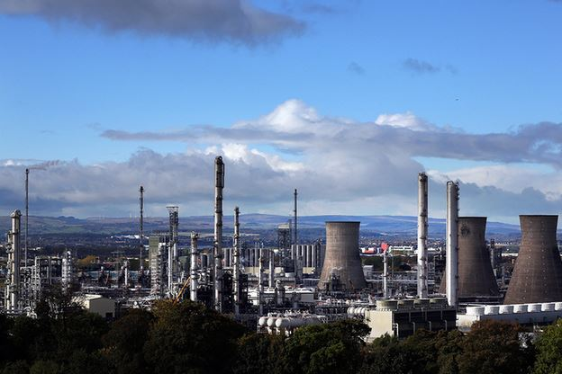 Grangemouth plant gets £230m government investment