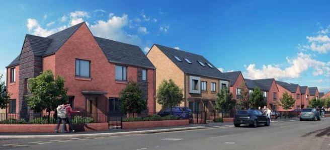 Keepmoat to deliver £50m regeneration scheme for West Gorton