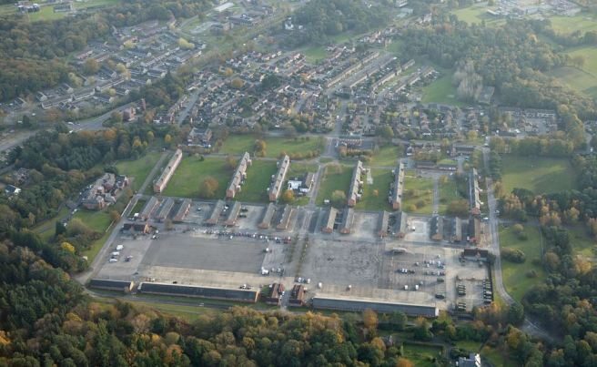Plans submitted for new homes and jobs in Hampshire's 'green town'
