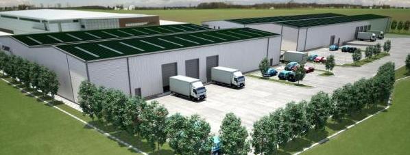 Construction work in Leeds Enterprise Zone gets underway