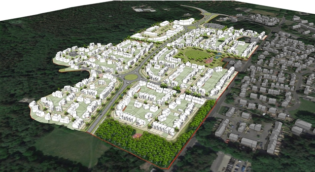 Plans backed for 500 new homes and jobs in Hampshire