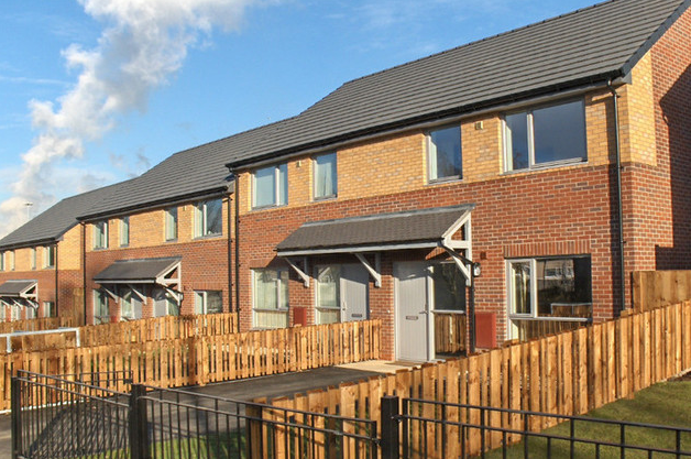 New investment will build thousands of affordable homes for Affordable home building