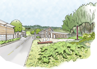 Go-ahead to £100m Forest of Dean regeneration