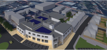 Work on £7.1m Canterbury College gets underway