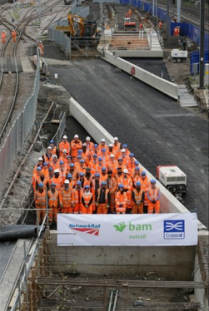 Crossrail works set to start at Shenfield and Brentwood