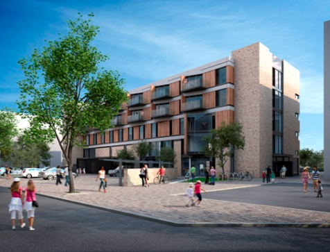 ISG secures £10m Cambridge Community Centre