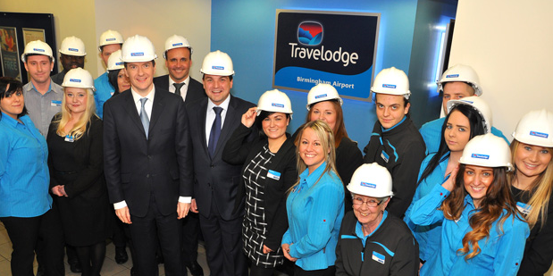Travelodge to create 3,000 new jobs and boost the trades