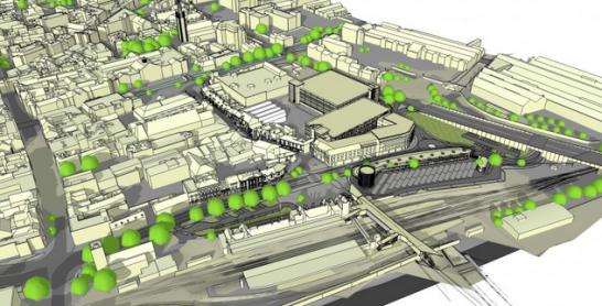 Willmott Dixon to deliver £25m Lincoln Transport Hub