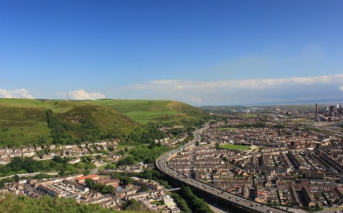 £2m for regeneration projects across Wales