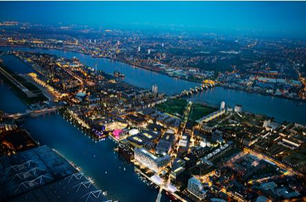 Go-ahead for £1.7 bn Royal Albert Dock scheme