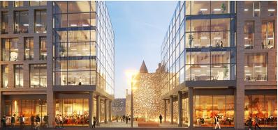 Morgan Sindall starts work on Aberdeen city development