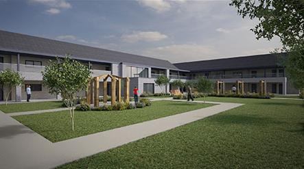 St Vincent's picks Lovell for Lancashire homes scheme