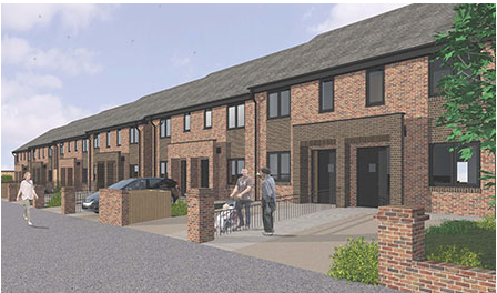 Lovell to build new affordable homes swan pr for Build affordable home