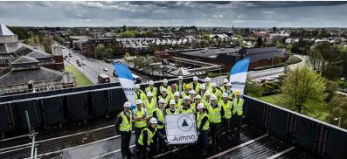 Morgan Sindall tops out £10m Norwich student accommodation scheme