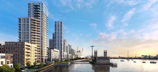 Wates secures work on £76m Greenwich Peninsula