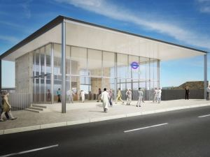Go-ahead for new larger station building at Southall