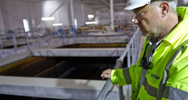 Amey secures £113m Yorkshire Water deal